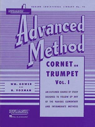 Gower Wm. / Voxman H. - Advanced Method Volume 1 - Partition - di-arezzo.fr