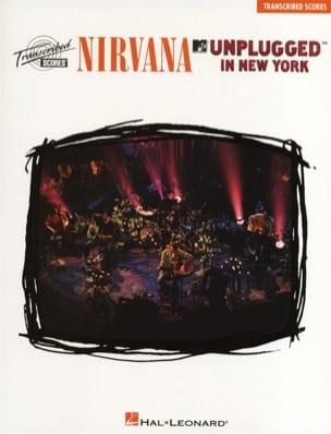 Nirvana - Unplugged In New York - Sheet Music - di-arezzo.com