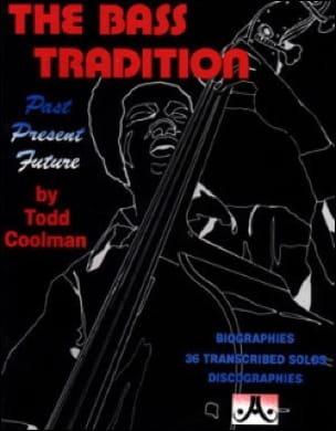 METHODE AEBERSOLD - The Bass Tradition - Sheet Music - di-arezzo.co.uk