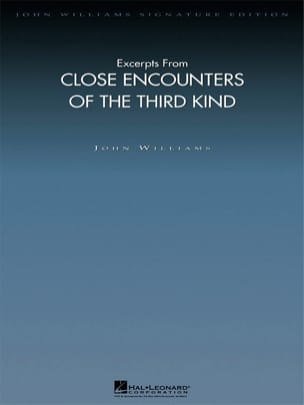 John Williams - Excerpts From Close Encounters Of The Third Kind - Sheet Music - di-arezzo.com