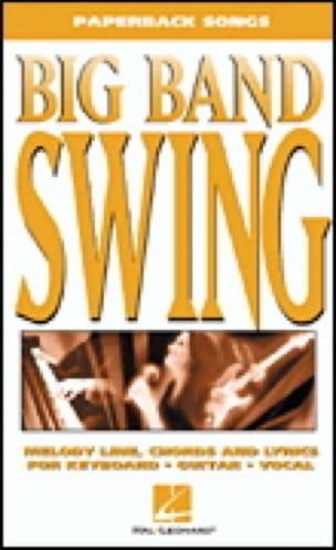 - Paperback songs - Big Band Swing - Sheet Music - di-arezzo.com