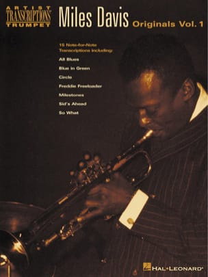 Originals Volume 1 - Miles Davis - Partition - laflutedepan.com