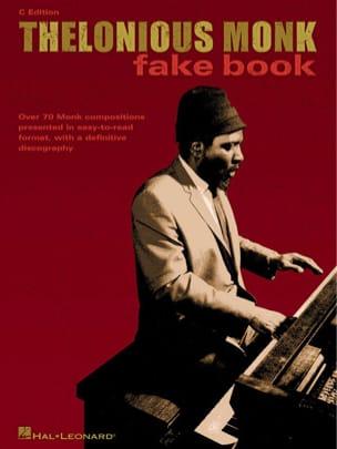 Thelonious Monk - Gefälschtes Buch Ut - Partition - di-arezzo.de