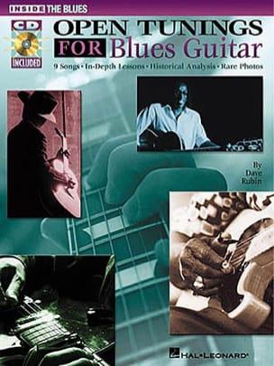 - Open Tunings For Blues Guitar - Sheet Music - di-arezzo.com