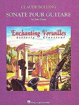 Claude Bolling - Sonate Pour Guitare - Partition - di-arezzo.fr