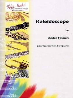 André Telman - Kaleidoscope - Partition - di-arezzo.fr