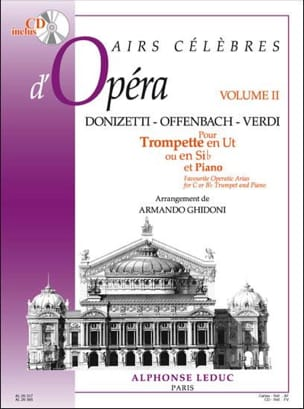 - Famous Airs Of Opera Volume 2 - Sheet Music - di-arezzo.com