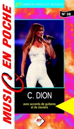 Céline Dion - Music en poche N° 38 - Sheet Music - di-arezzo.co.uk