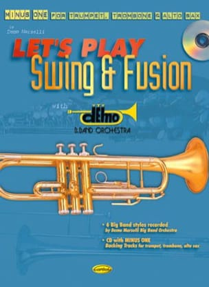 Let's Play Swing & Fusion Minus One Demo Morselli laflutedepan