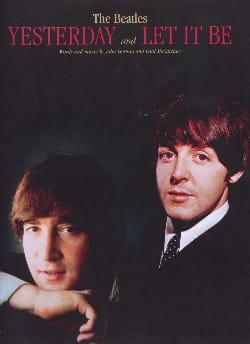 BEATLES - Yesterday / Let It Be - Sheet Music - di-arezzo.com
