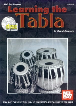 David Courtney - Learning The Tabla - Sheet Music - di-arezzo.co.uk