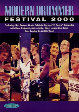 - DVD - Modern Drummer Festival 2000 - Sheet Music - di-arezzo.co.uk