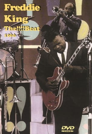 Freddie King - DVD - The !!!! Beat 1966 - Partition - di-arezzo.fr