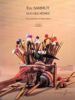 Eric Sammut - Duo Des Mômes Volume 2 - Partition - di-arezzo.fr