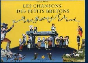 Les Chansons Des Petits Bretons Théodore Botrel Livre laflutedepan