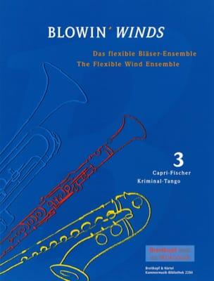 Blowin' Winds Volume 3 - Partition - di-arezzo.fr
