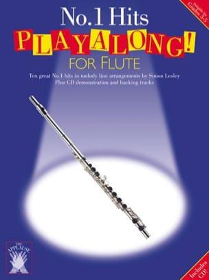 N° 1 Hits Playalong For Flute - Partition - laflutedepan.com