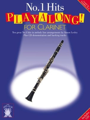 - N ° 1 Hits Playalong For Clarinet - Sheet Music - di-arezzo.com