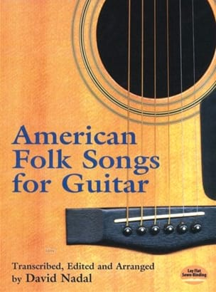 - American Folk Songs For Guitar - Partition - di-arezzo.fr