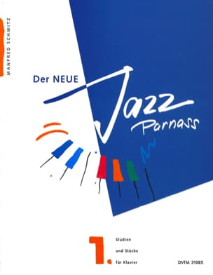 Manfred Schmitz - Der Neue Jazz Parnass Volume 1 - Sheet Music - di-arezzo.co.uk