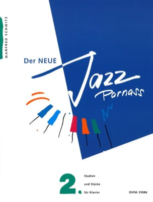 Manfred Schmitz - Der Neue Jazz Parnass Volume 2 - Sheet Music - di-arezzo.co.uk