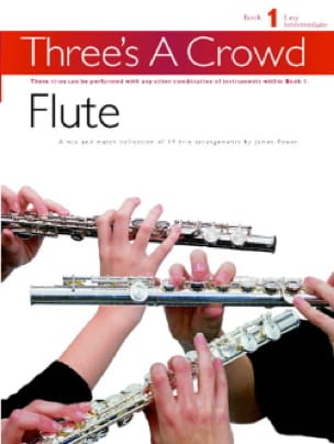 - Three's A Crowd Volume 1 - Fácil - Partitura - di-arezzo.es