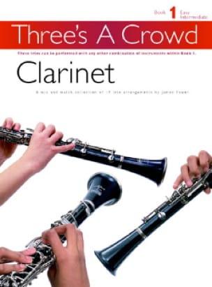 - Three's A Crowd Volume 1 - Easy - Sheet Music - di-arezzo.co.uk