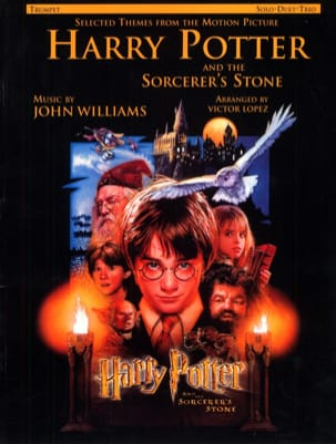 John Williams - Harry Potter and The Sorcerer's Stone - Sheet Music - di-arezzo.com
