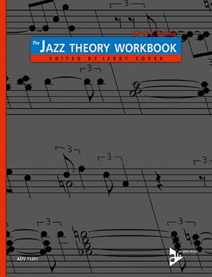 The Jazz Theory Workbook Mark E. Boling Livre Harmonie - laflutedepan