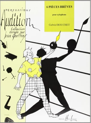 6 Pièces Brèves - Gabriel Bouchet - Partition - laflutedepan.com