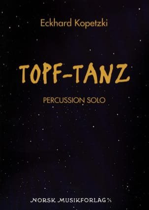 Eckhard Kopetzki - Topf-tanz - Sheet Music - di-arezzo.co.uk