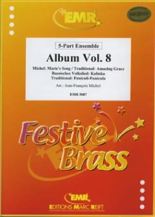 Quintette Album Volume 8 - Partition - laflutedepan.com