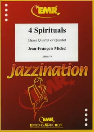 4 Spirituals Partition Ensemble de cuivres - laflutedepan