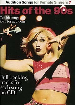 Audition Songs For Female Singers 7 Hits Of The 90's - laflutedepan.com
