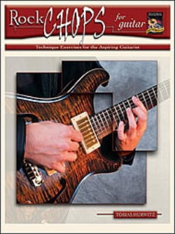 Tobias Hurwitz - Rock Chops For Guitar - Partition - di-arezzo.fr