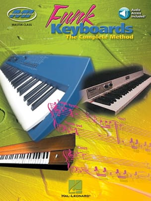 Funk Keyboards - Gail Johnson - Partition - Piano - laflutedepan.com