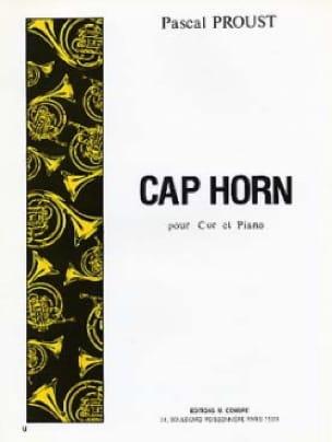 Pascal Proust - Cap horn - Sheet Music - di-arezzo.com