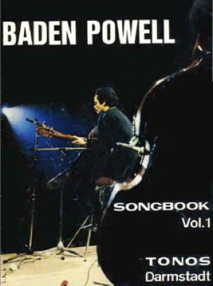 Songbook Volume 1 - Baden Powell - Partition - laflutedepan.com