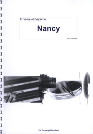 Emmanuel Séjourné - Nancy - Sheet Music - di-arezzo.com