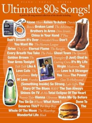 - Ultimate 80s Songs - Sheet Music - di-arezzo.co.uk