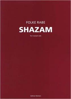 Shazam - Folke Rabe - Partition - Trompette - laflutedepan.com