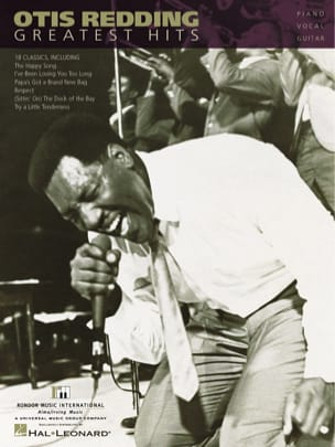 Greatest Hits - Otis Redding - Partition - laflutedepan.com