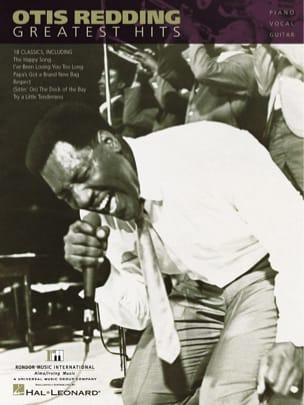 Otis Redding - Greatest Hits - Partition - di-arezzo.fr