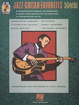- Jazz Guitar Favorites - Partition - di-arezzo.fr