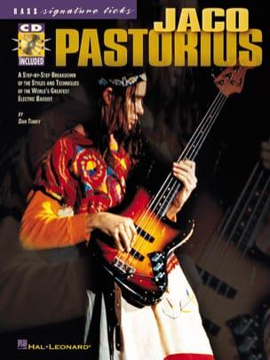 Bass Signature Licks Jaco Pastorius Partition Jazz - laflutedepan