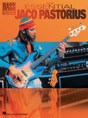 Jaco Pastorius - The Essential Jaco Pastorius - Sheet Music - di-arezzo.co.uk