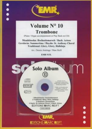 Solo album N° 10 - Partition - di-arezzo.fr