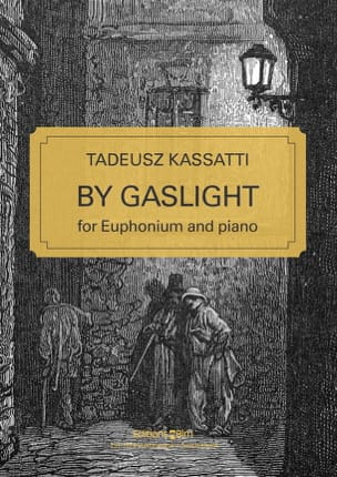 Tadeusz Kassatti - By Gaslight - Partition - di-arezzo.fr