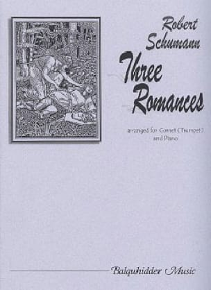 Three Romances - Robert Schumann - Partition - laflutedepan.com