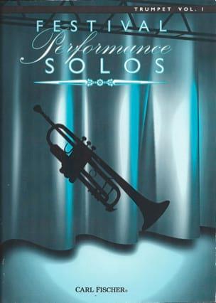 Festival Performance Solos Vol 1. Trompette - laflutedepan.com